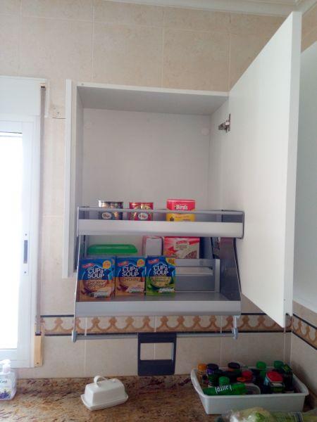 Cocinas a medida muebles de cocina cocinas baratas for Islas para cocinas baratas