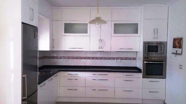 Cocinas a medida muebles de cocina cocinas baratas - Lavavajillas medidas especiales ...
