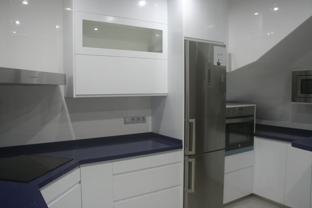 Cocinas a medida muebles de cocina cocinas baratas for Electrodomesticos cocinas